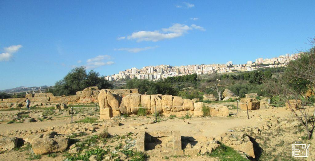 وادي المعابد ـ أطلس معبد زيوس