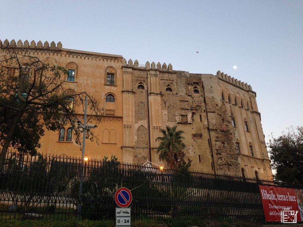 باليرمو ـ قصر النورمان