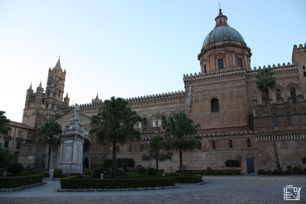 كاتدرائية باليرمو