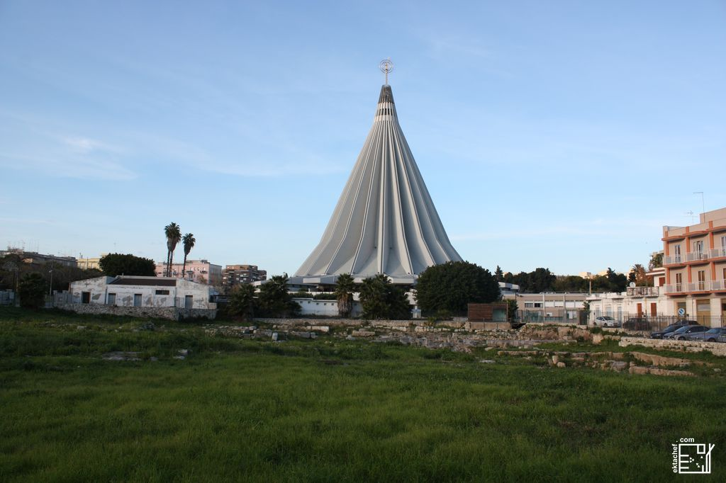Sicily - Syracuse - Our Lady of Tears