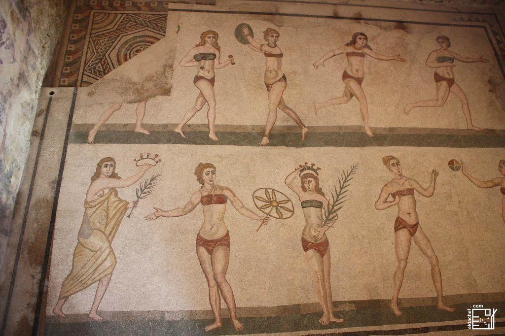 فيلا كازالي الرومانية ـ فتيات البيكيني