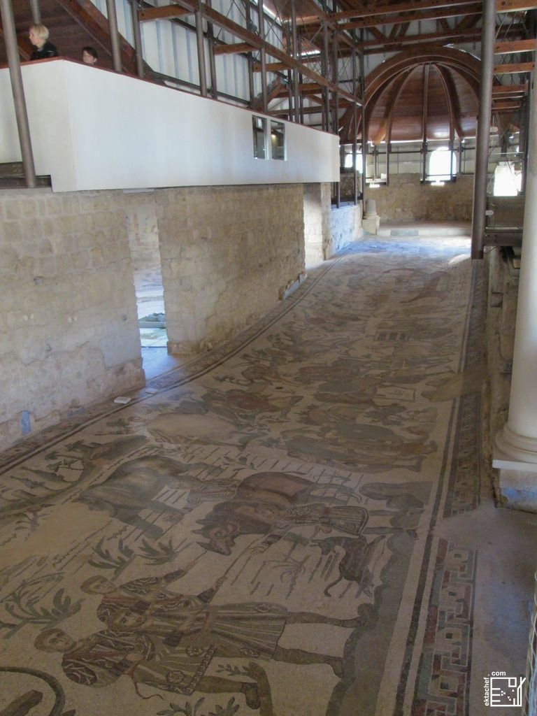 فيلا كازالي الرومانية ـ الصيد الكبير