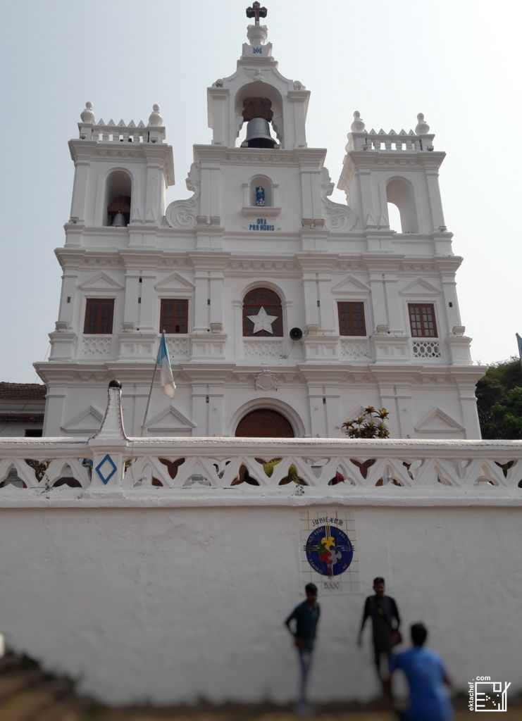 India, Goa, Panjim, Our Lady of Immaculate conception غوا