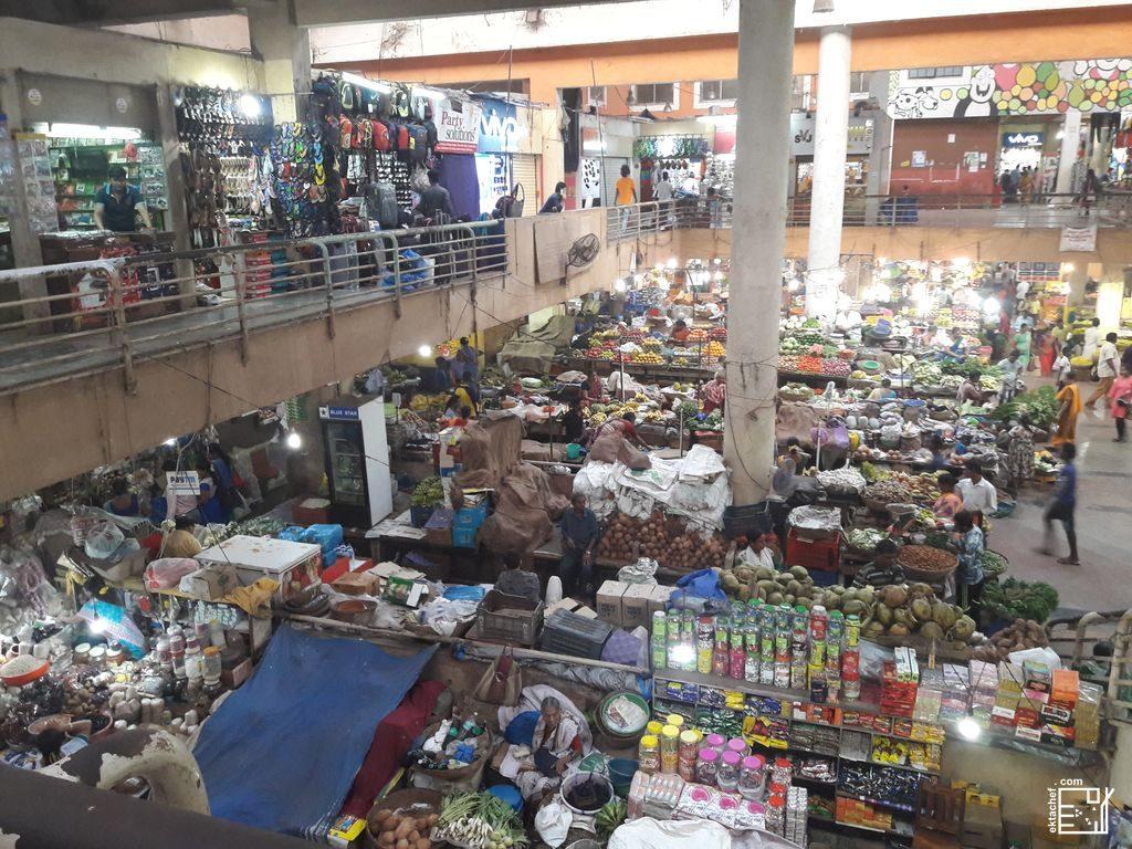 Goa Panjim Market غوا