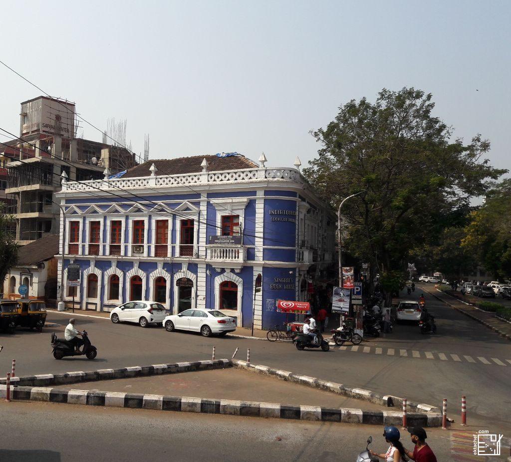 India Goa Panjim Goa غوا