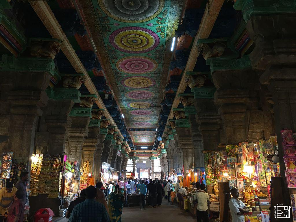 Madurai - Tamil nadu - Meenakshi Temple