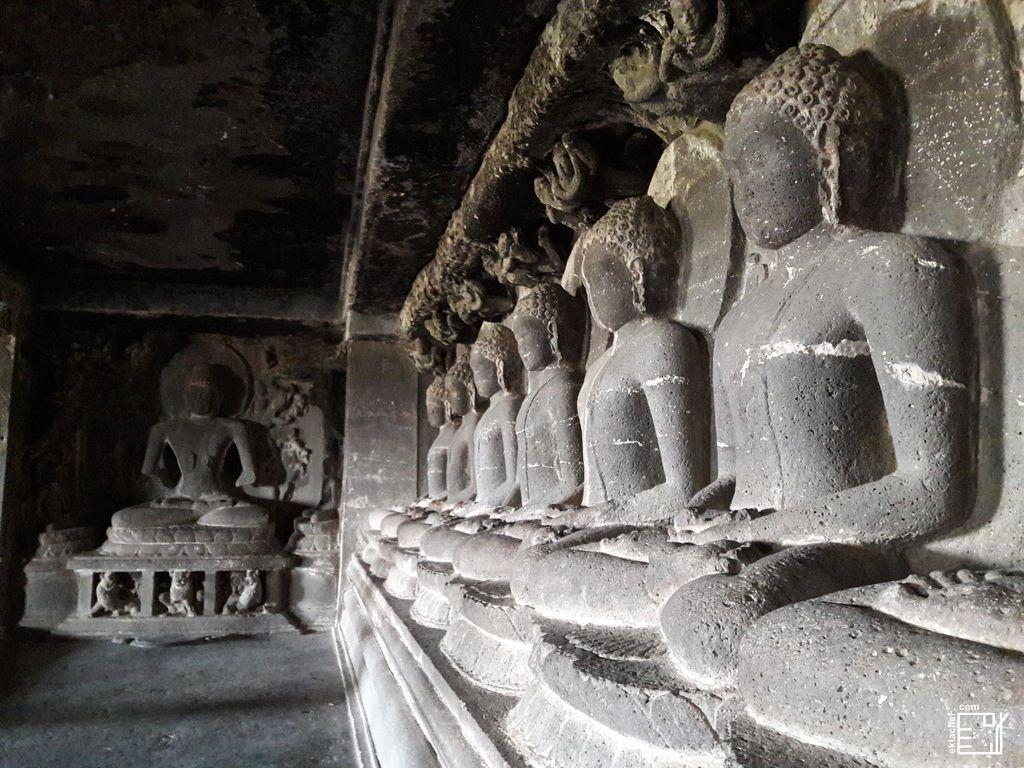 Ellora caves Aurangabad Maharashtra India