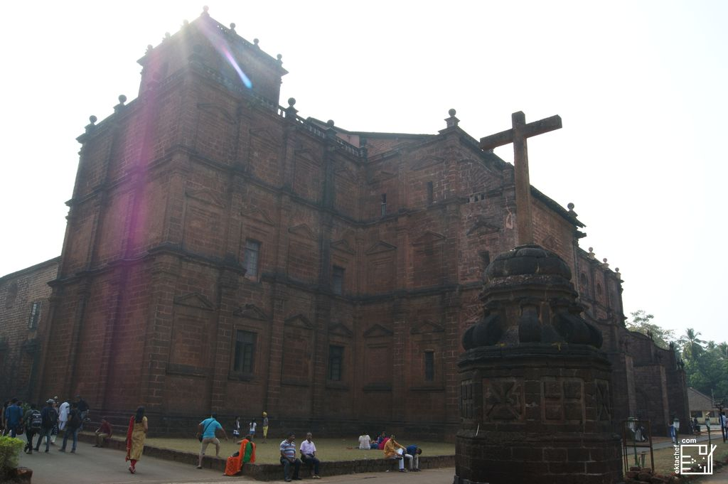 Bom Jesus Basilica Old Goa