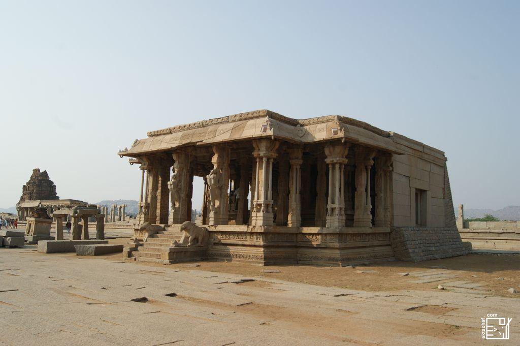 India- Hampi -Vitthala Temple