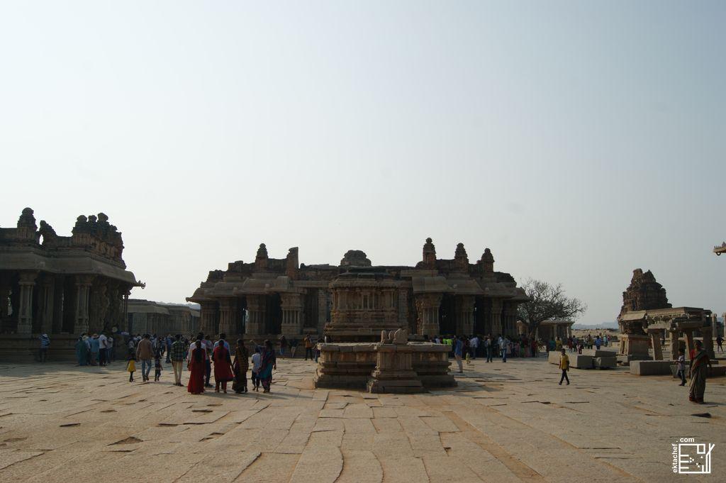 India - Hampi -Vitthala Temple