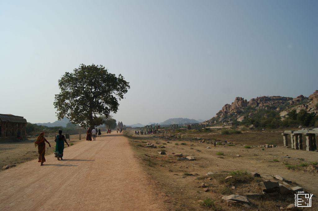 India - Hampi - Vitthala Temple