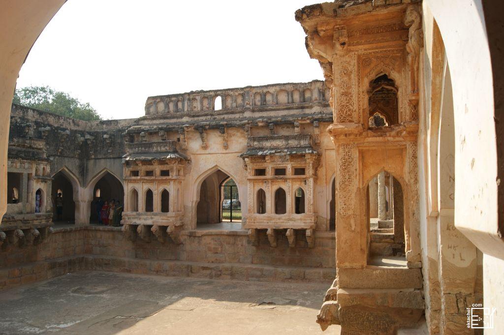 India - Hampi - Queens Bath