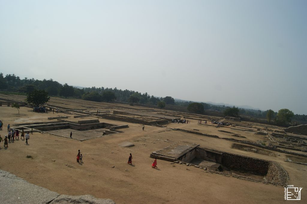 India - Hampi - Royal Enclosure