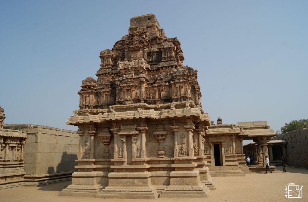 India - Hampi - Hazara Rama Temple
