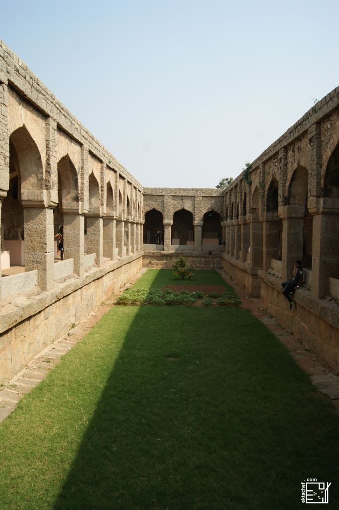 India - Hampi -Zenana Enclosure