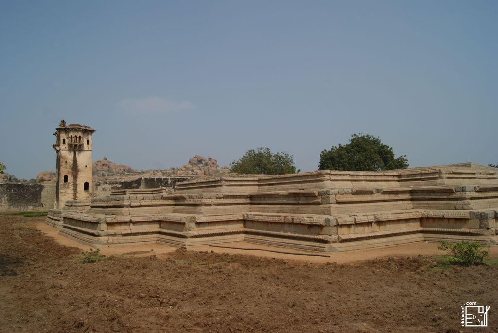 India - Hampi - Zenana Enclosure