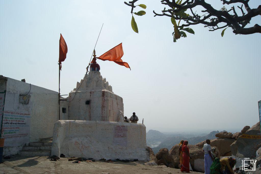 India Hampi Hanuman