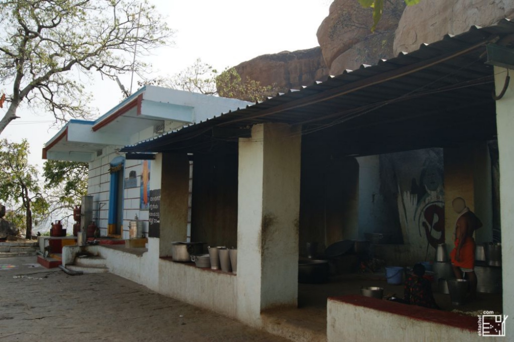 Hampi - Durga Temple
