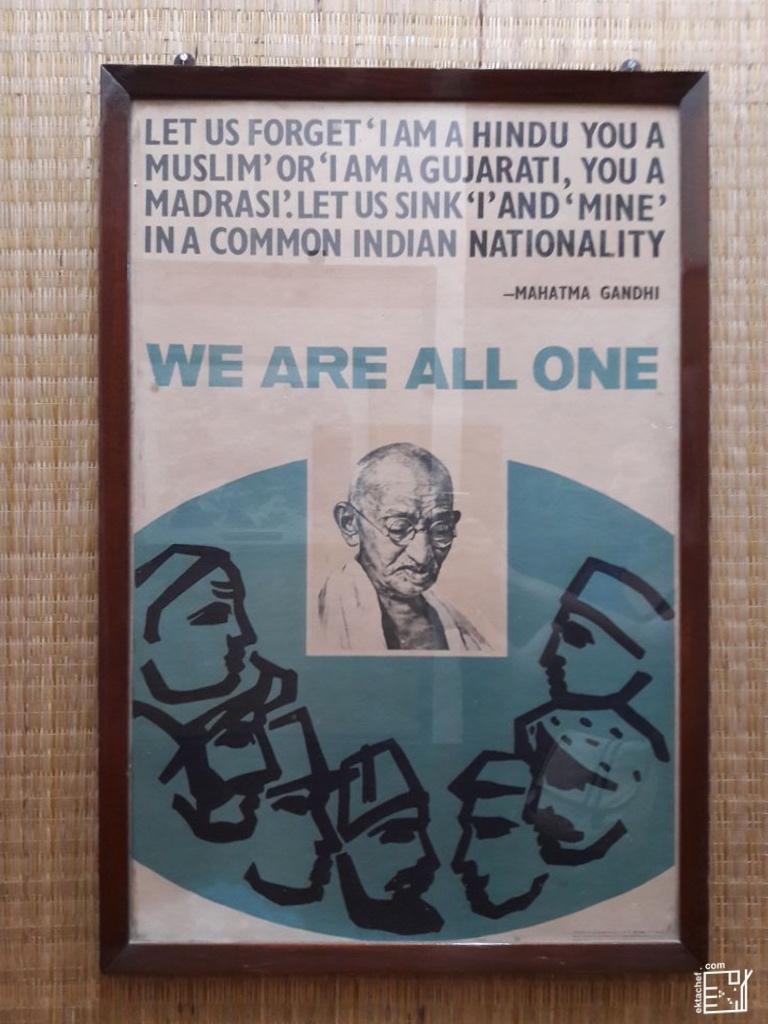 India - Mahatma Gandhi - Non violence