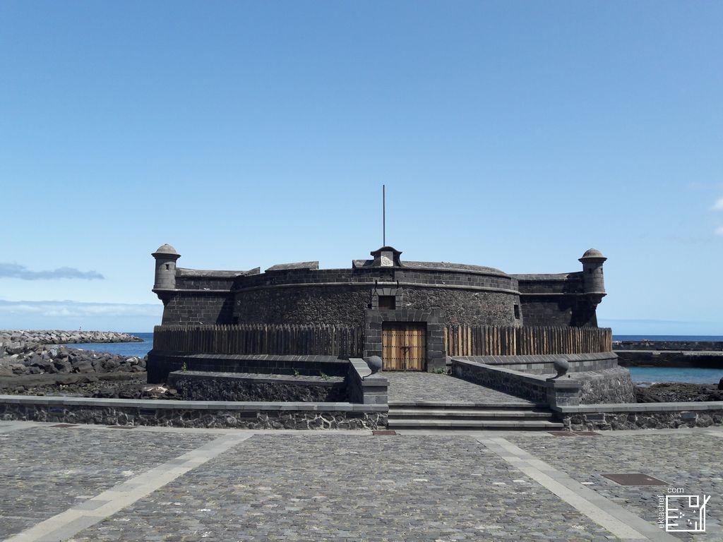 Spain - Tenerife - Santa Cruz - Black Castle